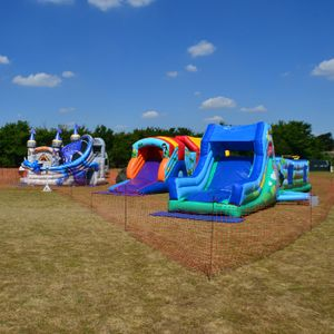 D&D Bouncy Castles Children Entertainment