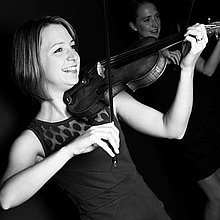 Kent Violinist Solo Musician