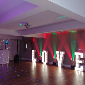AJC Entertainments Wedding DJ