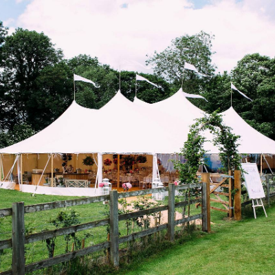 Sperry Tents UK Stretch Marquee