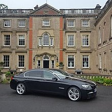 Worcester Executive Cars Wedding car