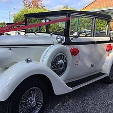 Regency Wedding Cars Vintage & Classic Wedding Car