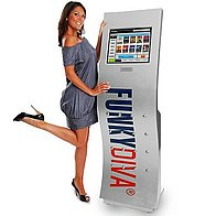 FunkyDiva Digital Jukeboxes Event Equipment