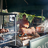 Gipsy Hill Smokehouse Hog Roast