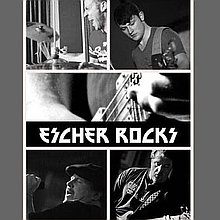 Escher Rocks Rock Band