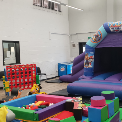 The Party Business Newcastle Bouncy Castle