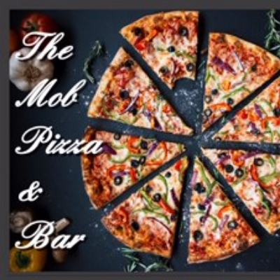 The Mob Pizza Bar Mobile Bar