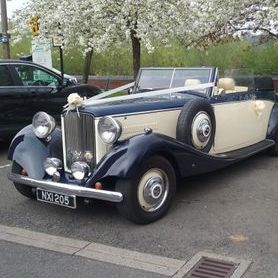Wedding Car Hire Burton - Transport , Burton On Trent,  Vintage Wedding Car, Burton On Trent
