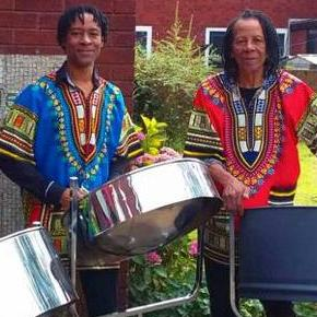 Trinidad & Tobago Merry Makers Steel Pan Band Live music band