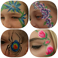 Sweetcheeky Faces Face Painter