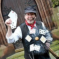 Charlie Brush - Magical Chimney Sweep Magician