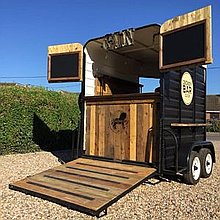 The Jockey Bar Mobile Bar