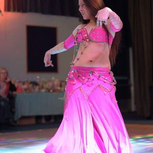 Gemma Sahara Dancer Dance Instructor