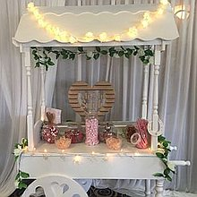 Tutto Delizioso Sweets and Candies Cart