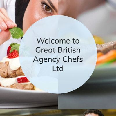 Great British Agency Chefs Ltd Private Chef