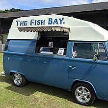 Plan The Occasion Fish and Chip Van