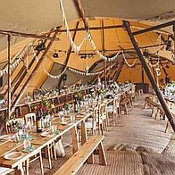 Coastal Tents Ltd Tipi