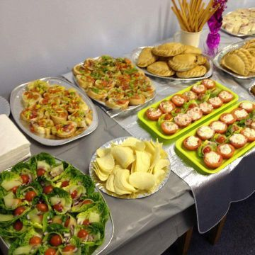 Reef Catering Afternoon Tea Catering