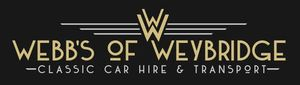 Webb's of Weybridge Vintage & Classic Wedding Car