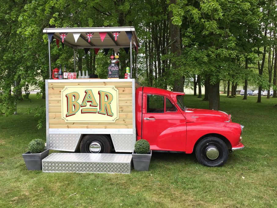 Big Red Bus Bar - Catering  - Stroud - Gloucestershire photo
