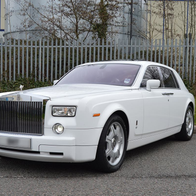Phantom Limo Hire Ltd Vintage & Classic Wedding Car