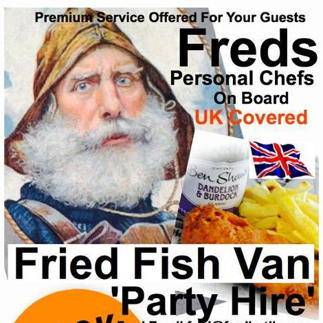 Fish and chip van hire Fish and Chip Van