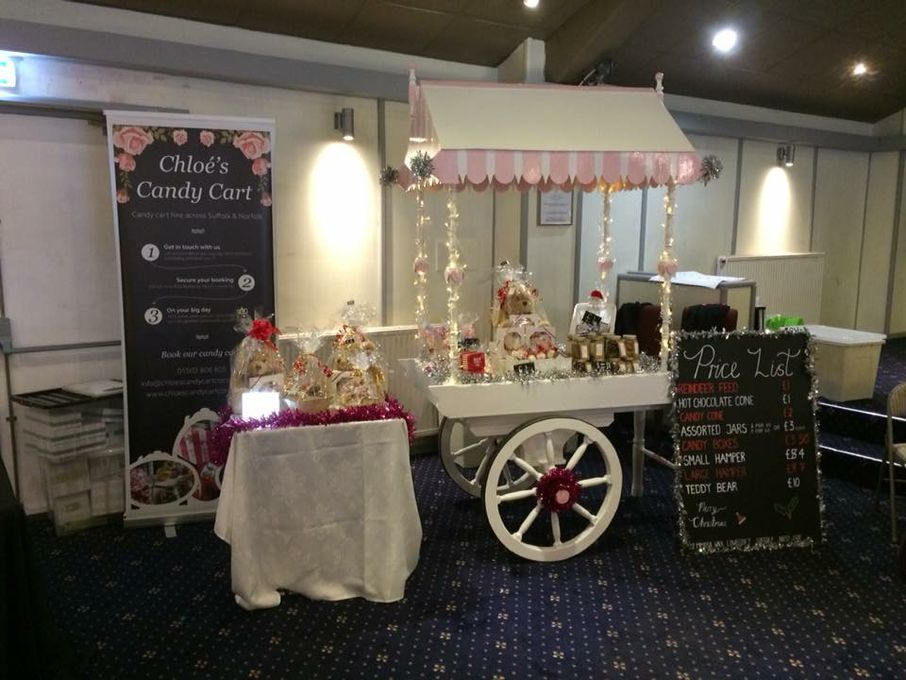 Chloe's Candy Cart Company - Catering  - Lowestoft - Suffolk photo