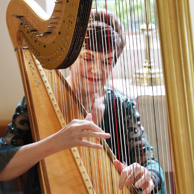 Margaret Watson Harpist