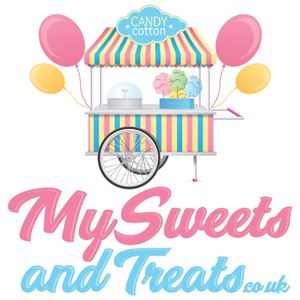My Sweets and Treats Popcorn Cart