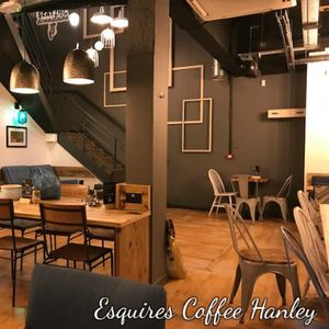 Esquires Coffee Hanley Dinner Party Catering