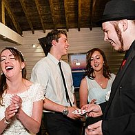 Richard Clements Magic Wedding Magician