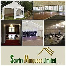 Sawtry Marquees Limited Party Tent