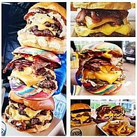 Stacked Burgers Ltd Burger Van