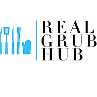 Real Grub Hub Burger Van