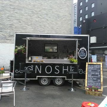 Nosh Mobile Catering Food Van