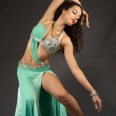 Natasha Moss Bollywood Dancer