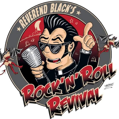 Reverend Blacks Rock n Roll Revival Vintage Band