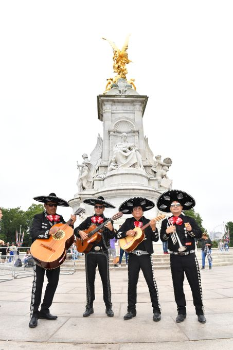 Mariachi Tequila - Live music band World Music Band Children Entertainment  - London - Greater London photo
