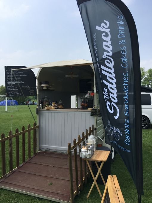 Caddy Rack Vintage Catering - Catering  - Cheshire - Cheshire photo
