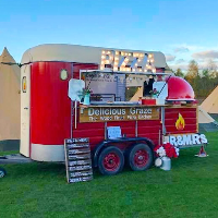 DeliciousGraze Streetfood - Catering , Brighton,  Pizza Van, Brighton Food Van, Brighton Street Food Catering, Brighton Mobile Caterer, Brighton