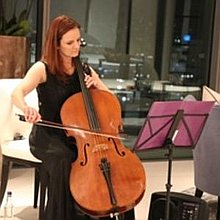 Emily Mitchell Cello Cellist