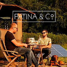 Patina & Co Mobile Bar