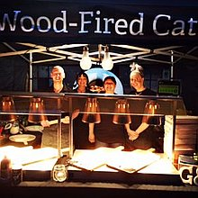 Morgan's Wood-Fired Catering Ltd. Pizza Van