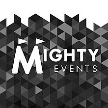 Mighty Events Projector and Screen