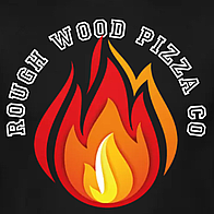 Rough Wood Pizza Co Burger Van