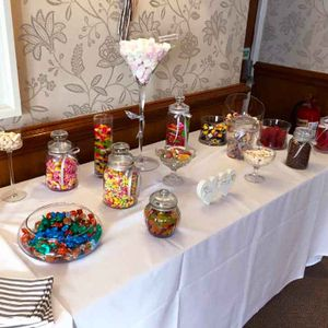 Sweets & Treats Sweets and Candy Cart