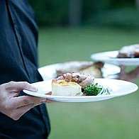 Delightful dining Dinner Party Catering
