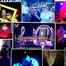 Party Makers World Mobile Disco