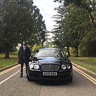 Nandra Chauffeur Services Vintage & Classic Wedding Car