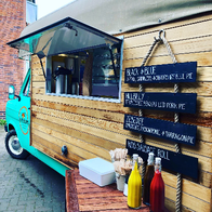 The Pie-Oneers Food Van